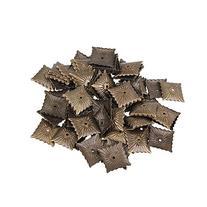 DN Vintage Square Upholstery Nails Tacks Studs Pins