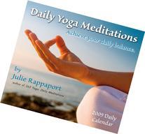 Daily Yoga Meditation 2009 Daily Boxed Calendar