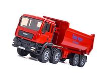 Damara Dump Tipper Truck Car Toy,Red