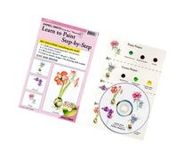 Daniel Smith Learn To Paint with Watercolors Art Acivity Kit