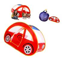 Dazzling Toys Kids Pop-up Car Play Tent - Easy Pop-up and