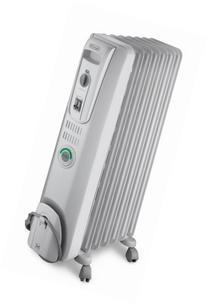 DeLonghi EW7707CM Safe Heat 1500W ComforTemp Portable Oil-