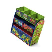 Delta Children Multi-Bin Toy Organizer, Nickelodeon Ninja