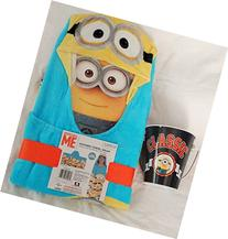 Despicable Me Hooded Towel and Mini Tin Bucket