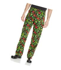 Dickies Men's  The Cargo Collection Chef Pant, Chili Pepper
