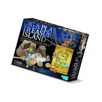 Dig and Play Treasure Island