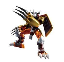 Digimon DArts 5 Inch Action Figure Wargreymon by Bandai