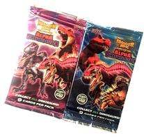 Dinosaur King Trading Card Game Booster Pack - 2 pack