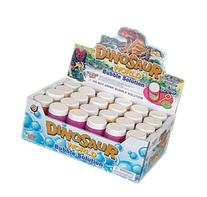 Dinosaur World Bubble Solution Refill Bottles with Wand  - 2