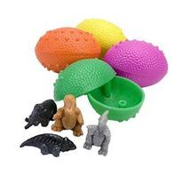 Dinosaurs Eggs with Mini Toy Dinosaur Figures Inside - 36