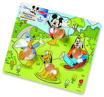 Melissa & Doug Disney Mickey Mouse and Friends Jumbo Knob