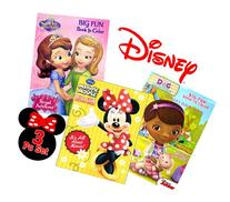 Disney® Coloring and Activity Book Assortment; Minnie Mouse