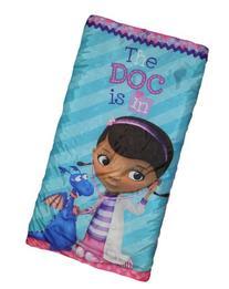 """Disney Doc McStuffins """"The Doc Is In"""" Slumber Bag, Bonus"""