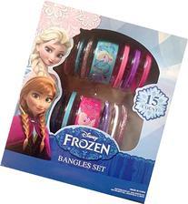 Disney Frozen Bangles Set - 15 Coun