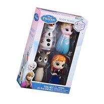 Disney Frozen Body Wash Set, 4 Count, Cute Character Bottles