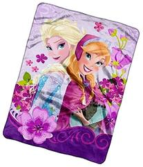 "Disney's Frozen, ""Celebrate Love"" Micro Raschel Throw"