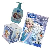 Disney Frozen Elsa, and Olaf Word Search Puzzle Book, Berry