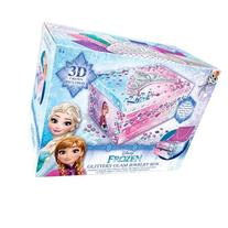 Disney Frozen Glittery Glam Mosaic Jewelry Box