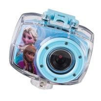 Frozen Action Camera with Accessories with 1.8-Inch LCD