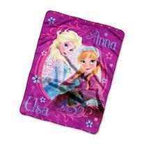 Northwest Frozen,Loving Sisters Micro Raschel Throw Blanket