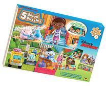 Disney Junior Puzzle Set in Storage Box- Sofia the First,