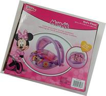 Disney Minnie Mouse Inflatable Kids Float with Optional Sun
