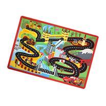 Disney Pixar Cars Racing Playmat Bedding Road Rug