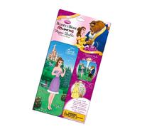 Disney Princess Beauty & the Beast Magnetic Paper Dolls
