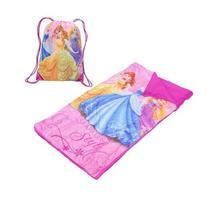 Disney Princess Sleeping Bag and Sackpack Set