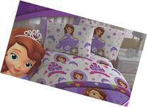 Disney Sofia The 1st Graceful Princess Twin Size Sheets Set