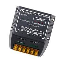 Docooler 20A 12V/24V Solar Charge Controller Solar Panel