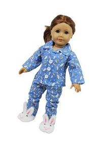 Doll Clothes for American Girl Dolls: 3 Piece Rainy Day
