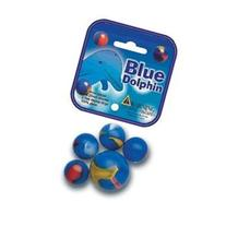 Dolphin Marbles, Blue