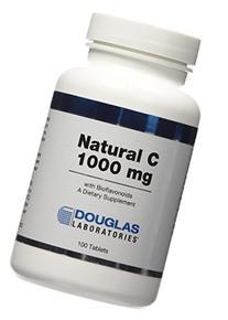 Douglas Laboratories® - Natural C 1000 mg. - Supports Skin