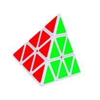 Dreampark Pyraminx Pyramid Speed Cube Puzzles, White