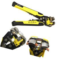 Drillpro Wire Stripping Tool Self-adjusting cable stripper