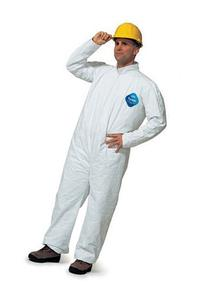 DuPont TY120S Disposable Tyvek White Coverall Suit 1412,