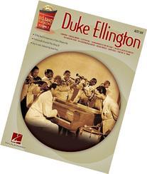 Duke Ellington Big Band Play-Along Vol.3 Alto Sax BK/CD