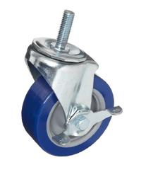 E.R. Wagner Stem Caster, Swivel with Pinch Brake,