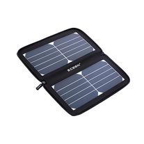 ECEEN Folding Solar Panel Phone Charger With USB Port,