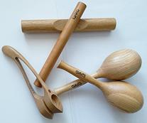 ETHNO: Professional Hand Percussion Kit - Made in Canada