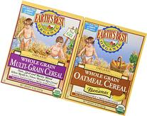 Earth's Best Oatmeal Cereal with Bananas & Multi-grain