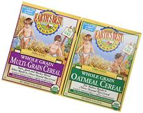 Earth's Best Organic Whole Grain Oatmeal and Multi-grain