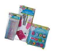 Easter Bunny Pencil and Eraser Bundle:24 Easter Bunny #2
