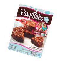 Easy Bake Chocolate Brownie Dessert MIX Kids Oven