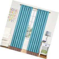 Eclipse Kids Kendall Room Darkening Thermal Curtain Panel,