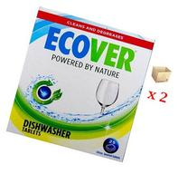 Ecover, Auto Dishwasher Tabs 17.6 Oz Ea 1