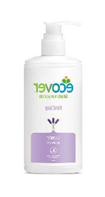 Ecover - Hand Soap Refill - Lavender & Aloe Vera - 1L