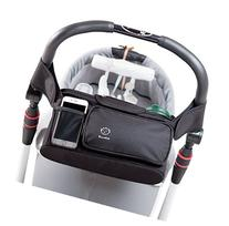 Stroller Organizer with Removable Shoulder Strap, Universal