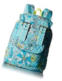 Emma and Chloe  19304896 Quilted Cotton Backpack